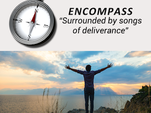 """Encompass Addiction Training - """"Surronded by Songs of Deliverance"""" icon"""